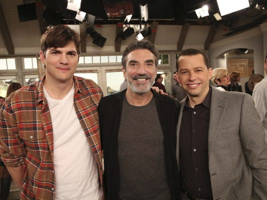 'Two and a Half Men' finale loses its sheen