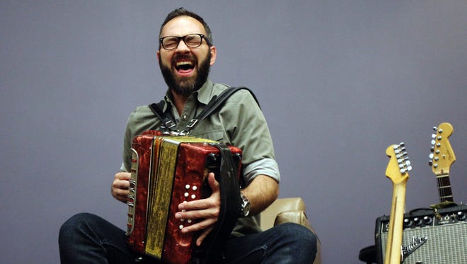 Roddie Romero and the Hub City All Stars play Cajun music, zydeco, blues and more March 11 at Downtown Alive!