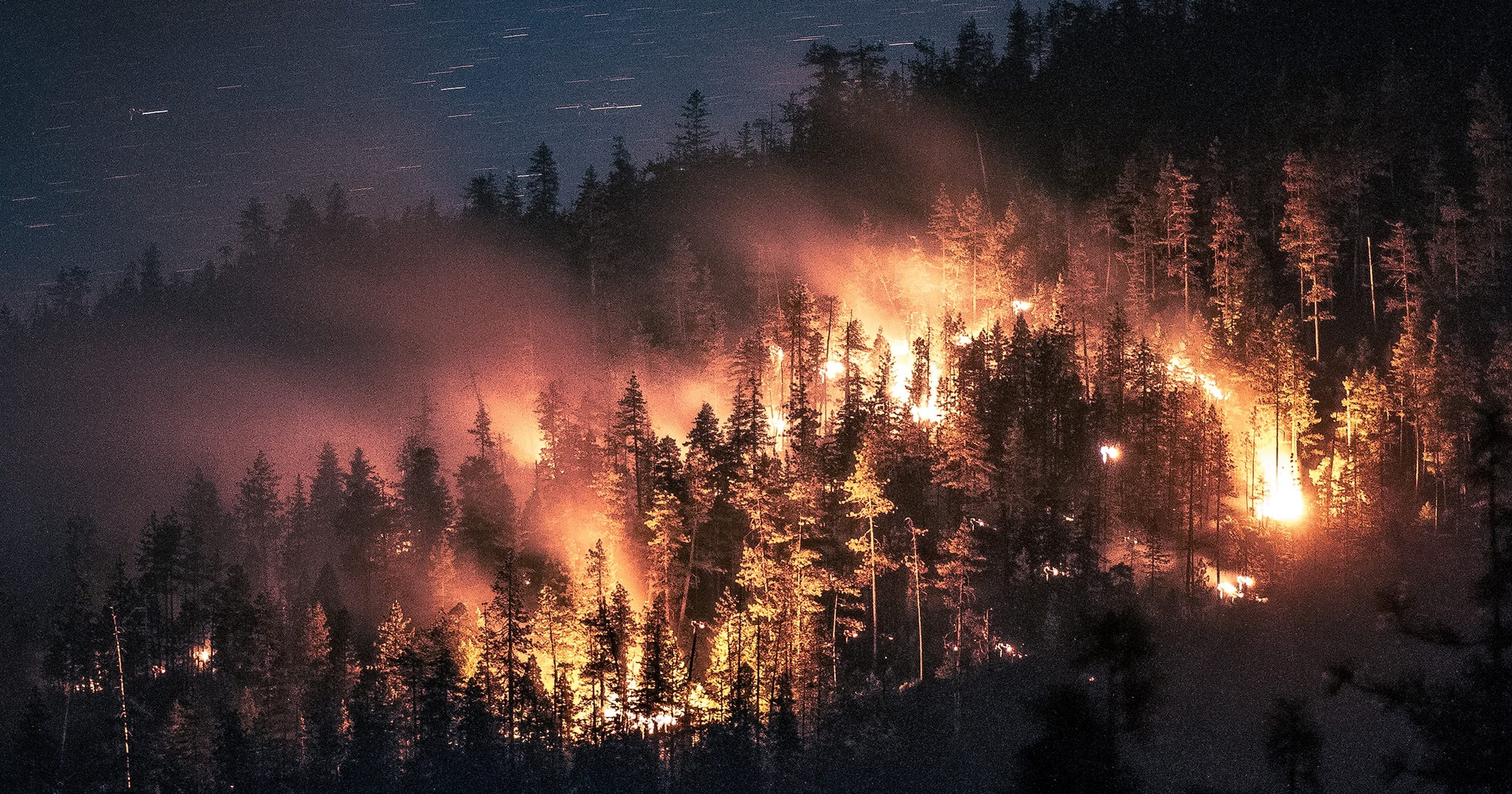 Update Wildfire Growth Spurs Multiple Evacuations In S Oregon