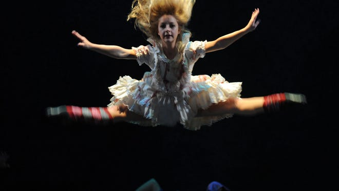 """Wausau Dance Theatre will present its annual Halloween dance spooktacular """"Thriller"""" at The Grand in downtown Wausau."""