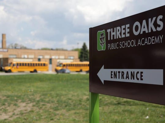 Three Oaks Public School Academy in Muskegon opened in 2003, managed by Choice Schools Associates.