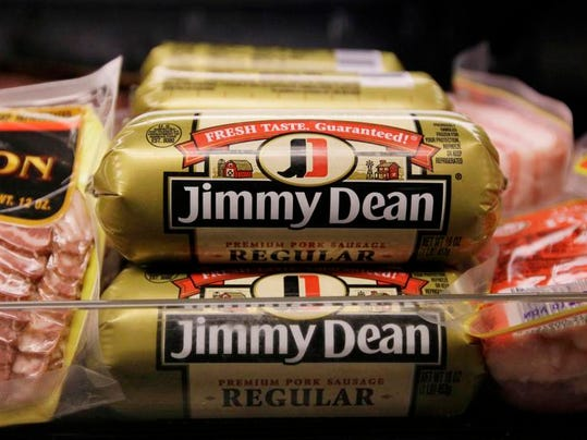 Hillshire Brands buying Pinnacle Foods for $4.23