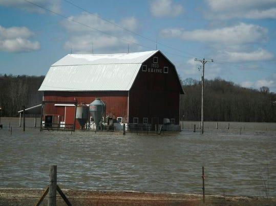 Severe Weather Michigan