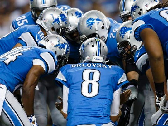 Browns Lions Football