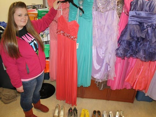 Prom dresses needed, for donation closet
