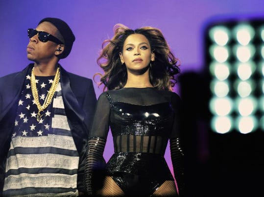 Beyonce And Jay Z - On The Run Tour - Paris