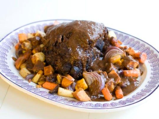 Food Christmas Roast
