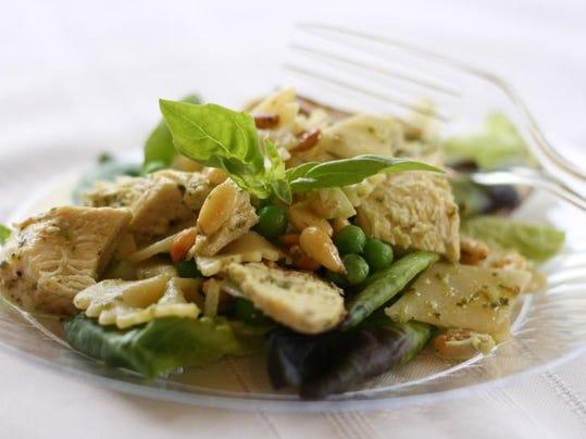 Pesto Chicken and Pea Pasta Salad.jpg
