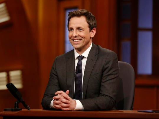 TV Seth Meyers