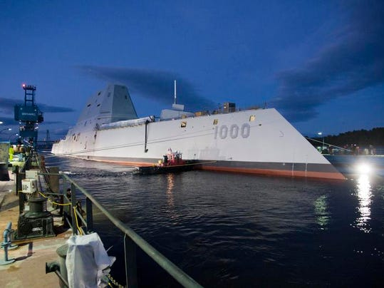 Zumwalt Warship Namesake