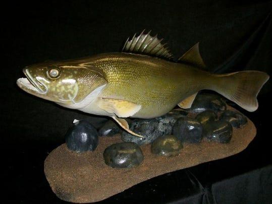 Artist spotlight lifelike fish carvings are kolstad s