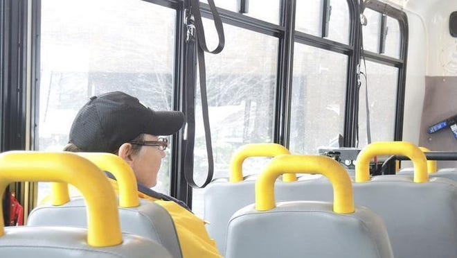 Emmet County launched its transit service at the start of 2019. File photo