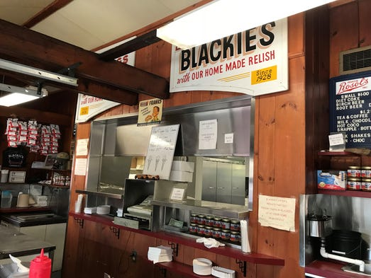 Blackies Hot Dogs