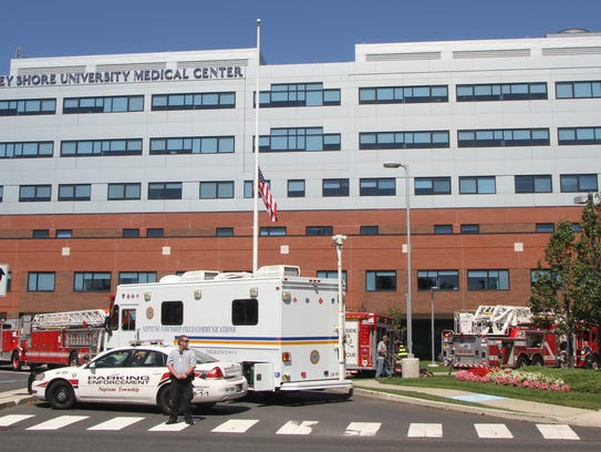 Which Jersey Shore hospitals are safest