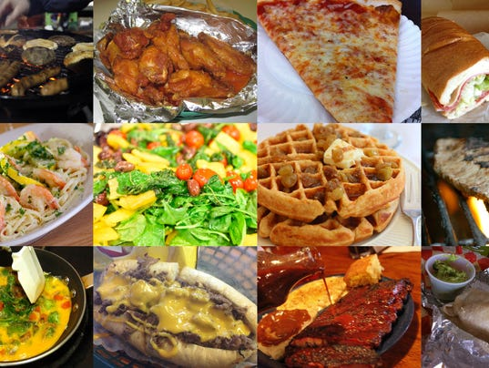 Vote now what is the all american food for All american cuisine