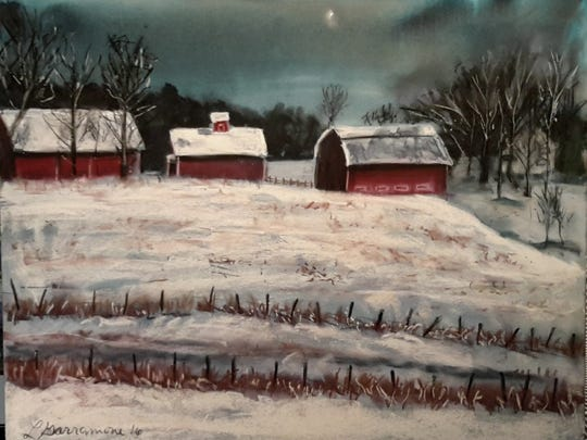 """Heidenberg Farm"" by Laura Garramone."