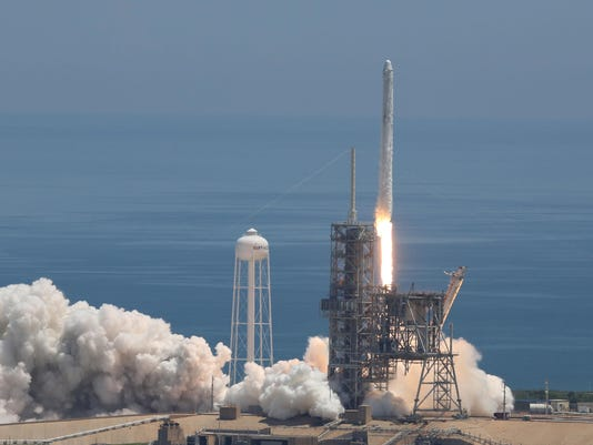 Scientific research benefitting from more rocket launches, companies