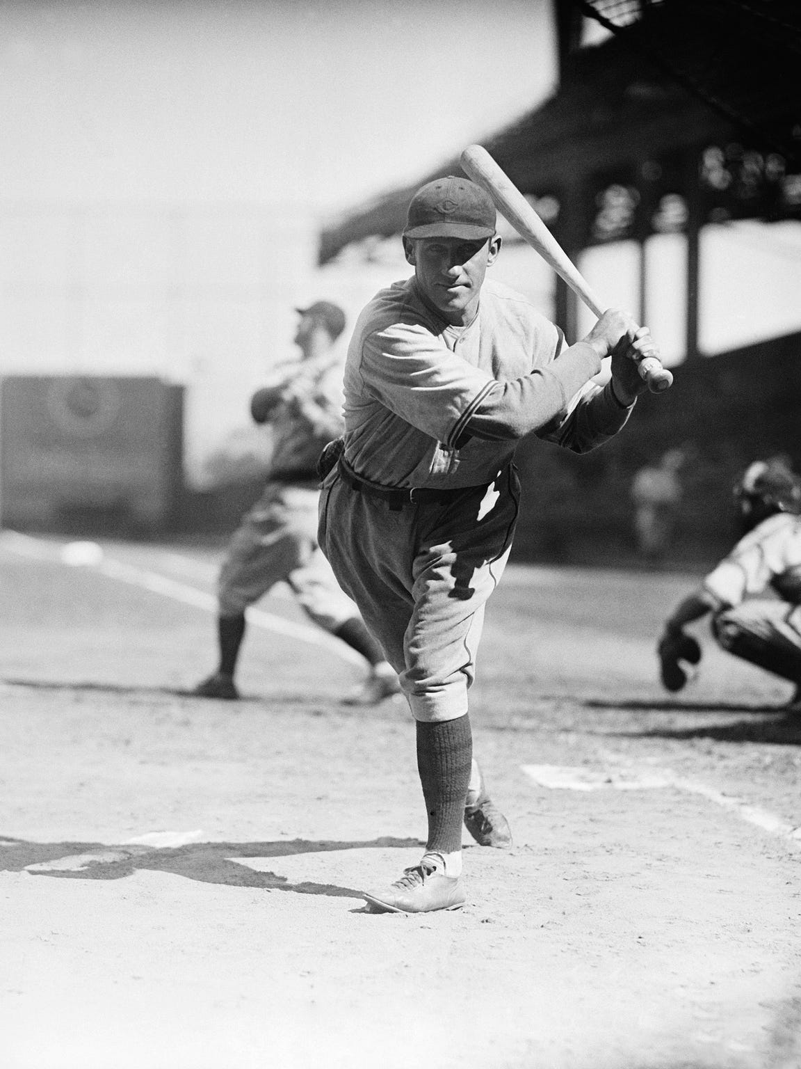 Kiki Cuyler, Chicago Cubs outfielder is shown in posed