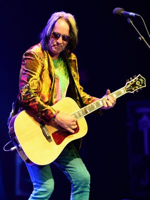 Todd Rundgren will visit Waterfest on Aug. 6.
