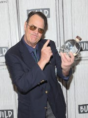 Actor Dan Aykroyd co-founded Crystal Head Vodka in