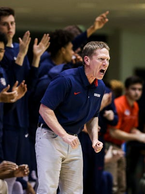 Gonzaga coach Mark Few