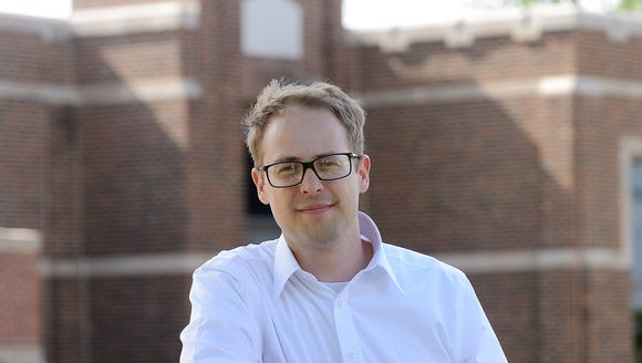 Patrick Anderson is the Argus Leader's new Changing