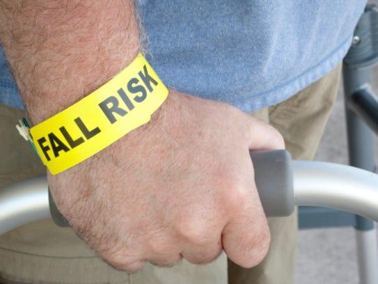 Fall Risk Close Up