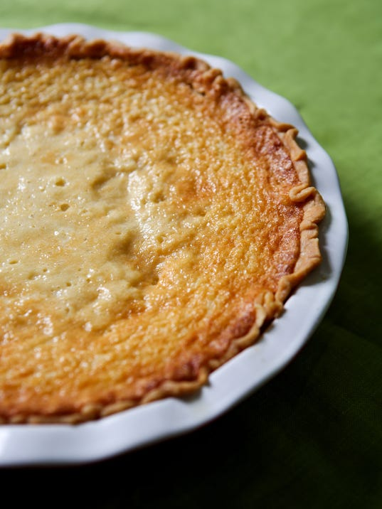 buttermilk pie 2 photo