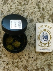 Fifty bucks bought an afternoon's worth of herbal entertainment at one of Boulder's legal marijuana dispensaries.