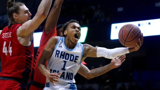 Fatts Russell is arguably the top returning player in the Atlantic 10 this season.