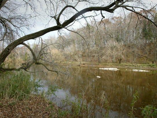 Sheboygan River file photo
