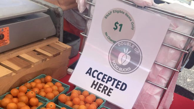 The Farmers Market of the Ozarks will host a SNAP event on Saturday at FMO.