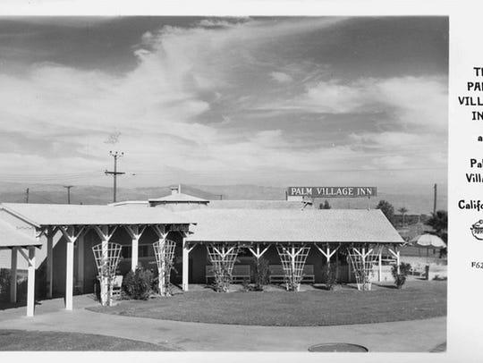 Palm Village Inn.