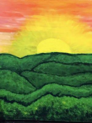 Art by Rose Klimek -- Roze the Artist