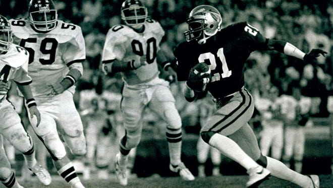 Florida State went 39-8 and played in three bowl games during Bobby Butler's career (1977-80).