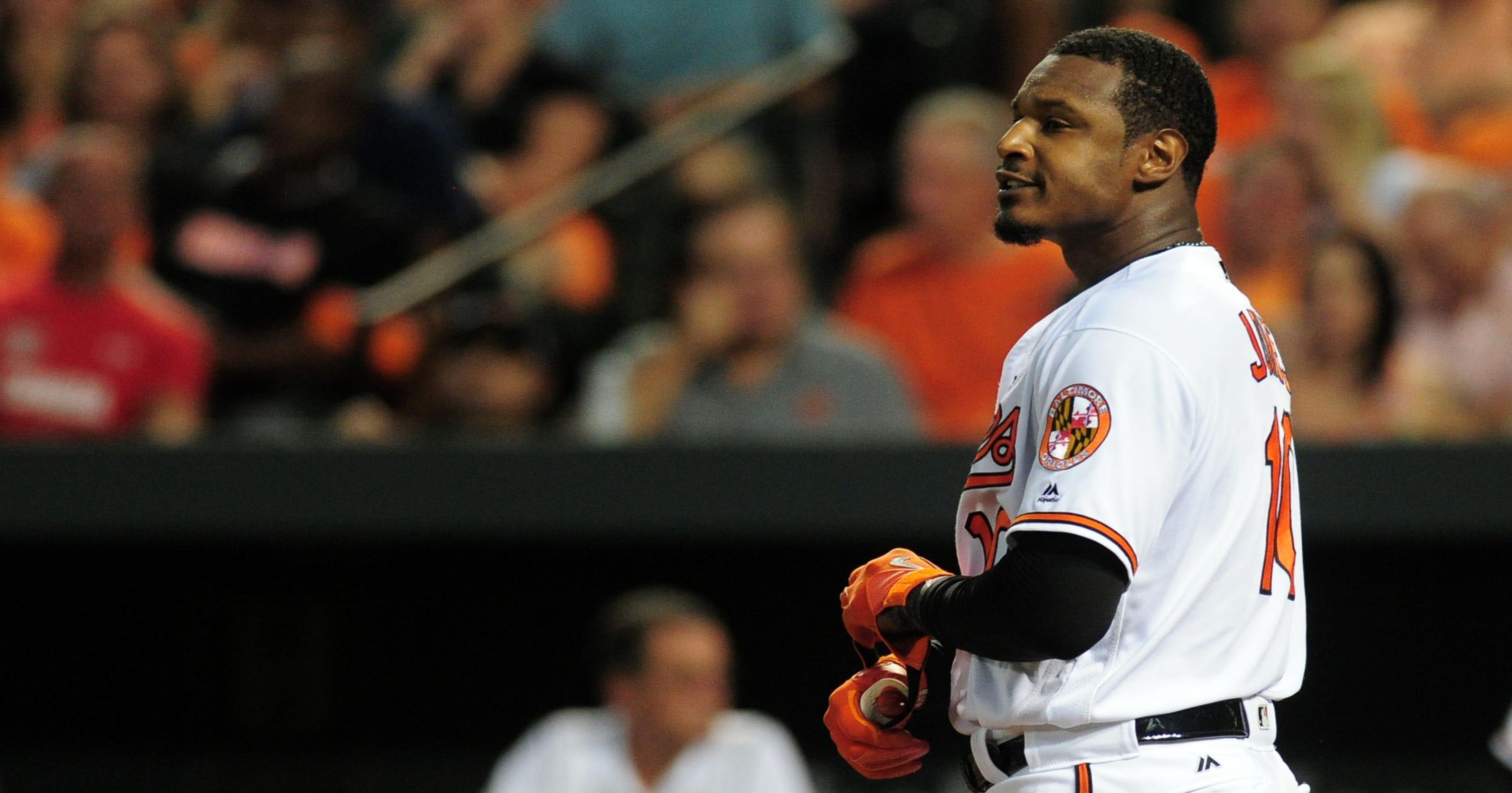 98e380fd3 Adam Jones on MLB s lack of Kaepernick protest   Baseball is a white man s  sport