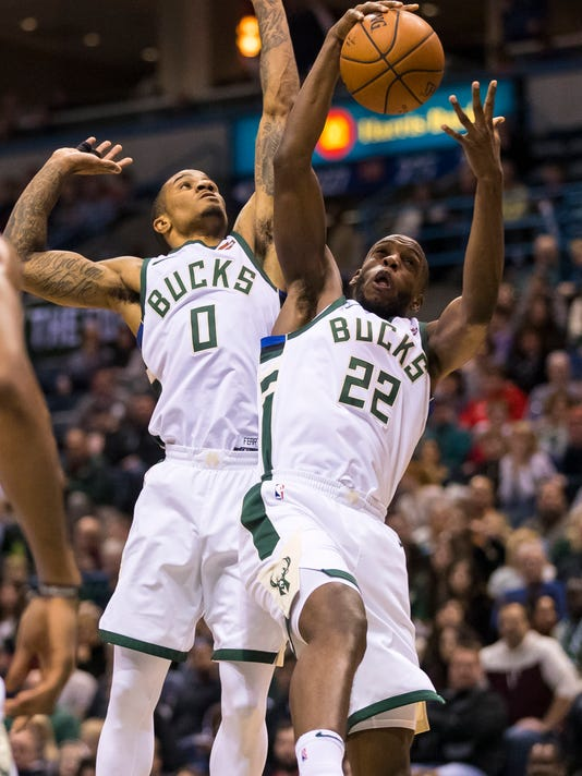 NBA: Utah Jazz at Milwaukee Bucks