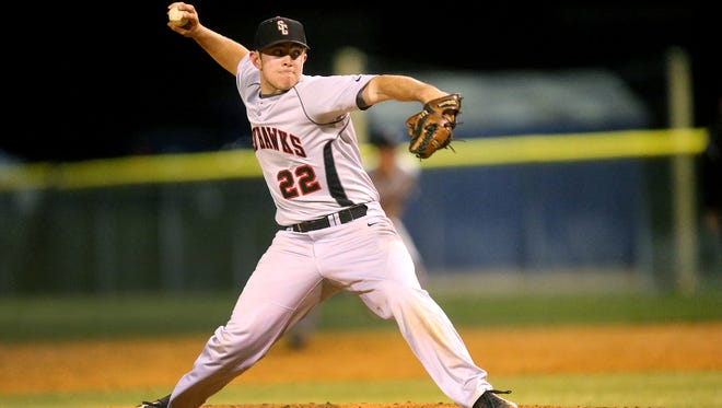 Stewarts Creek's Austin Steel was 8-2 with a save. He had a 1.19 ERA, stuck out 77 and walked just nine.