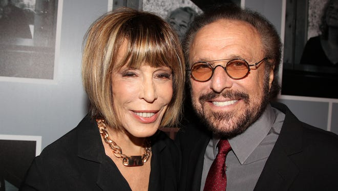 """Real-life songwriting couple Cynthia Weil and Barry Mann are portrayed in """"Beautiful — The Carole King Musical"""""""