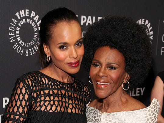 Kerry Washington, Cicely Tyson