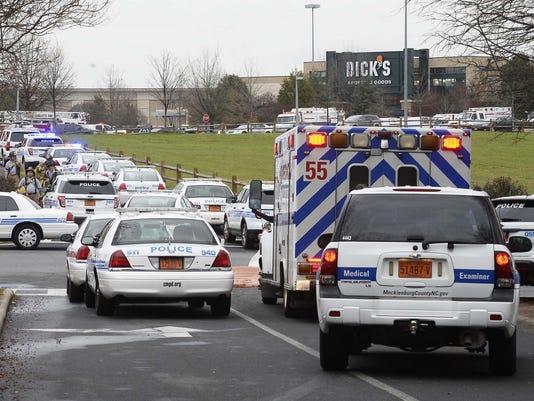 North Carolina Mall Shooting (2)