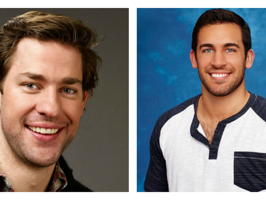 Jim Halpert and Derek Peth