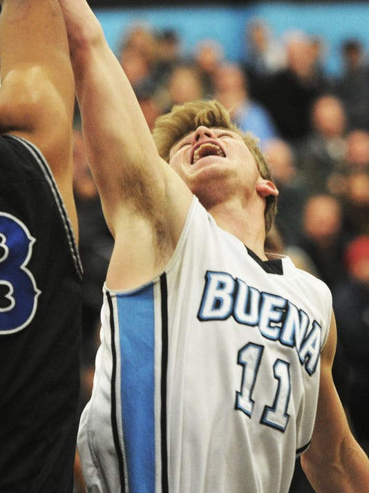Buena boys basketball 6