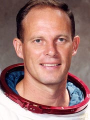 Jack Lousma was part of a Skylab crew in the 1970s.
