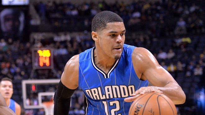 Orlando Magic forward Tobias Harris.