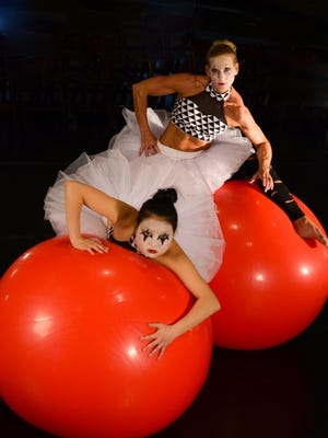 LiRa Dance Theater is a new theater company in Sioux Falls combining dance with live music and theater.