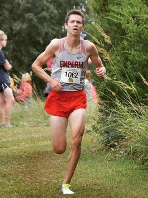 The runner-up at the Class 5A state meet last year, Emporia's Treyson True could be the one to beat in the class this year. He opened the 2020 season with an impressive win at the Manhattan Invitational, setting a meet record with a personal-best time of 15 minutes, 38.6 seconds and beating defending 6A champion Daniel Harkin by 30 seconds.