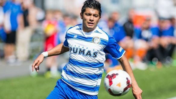 Kitsap SC on Monday announced the signing of Chuy Sanchez, who also played for the club in 2014 and 2016.