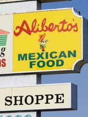 Aliberto's at 3958 E. Main St. in Mesa.