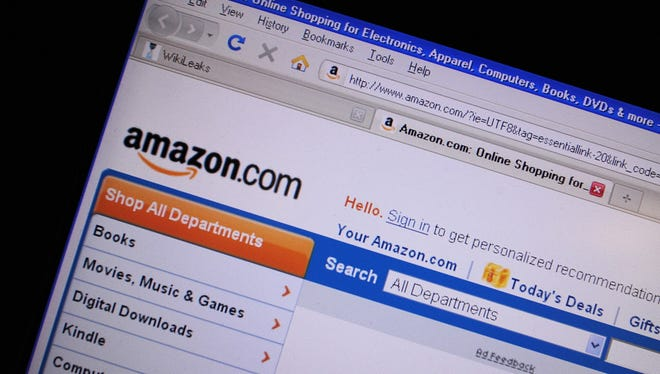 Amazon shares were the best performer for the second quarter of 2016 among big-cap tech stocks, writes USA TODAY columnist John Shinal.